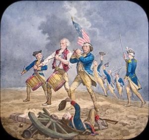Patriotic Show: Spirit 1776